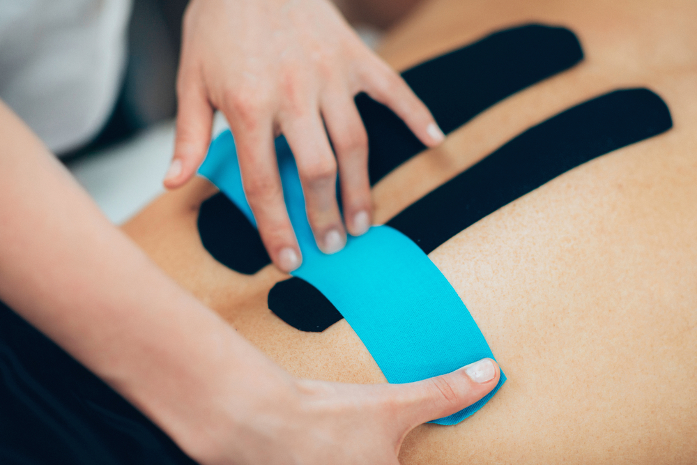 Kinesio Taping at the Conde Center